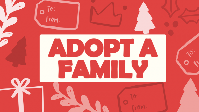 Adopt a Family Holiday Drive