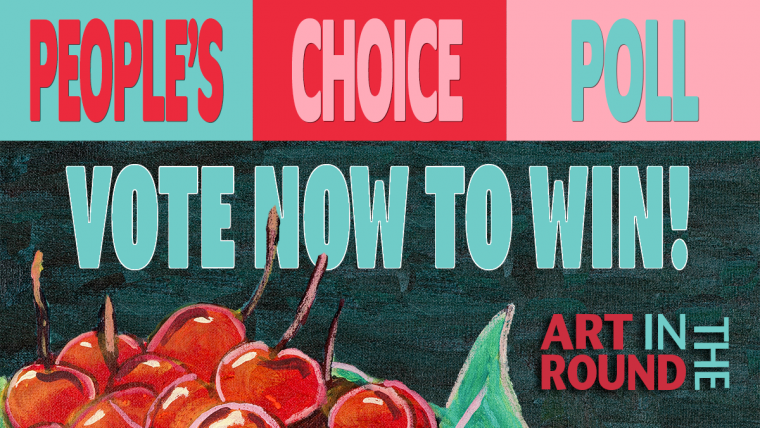 Win a ticket to Art in the Round!