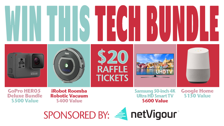 Tech Bundle Raffle