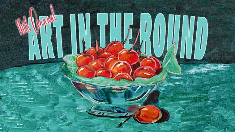 Tickets available now for Art in the Round