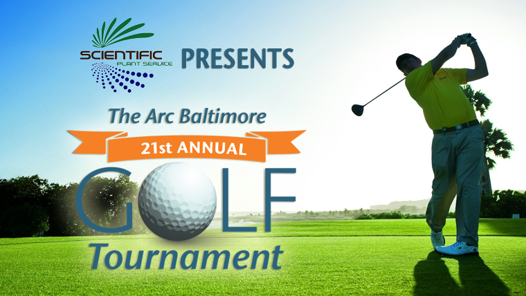21st Annual Golf Tournament
