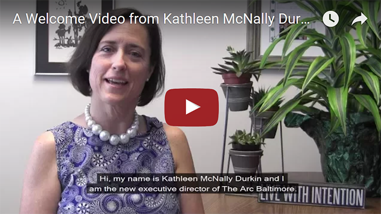 A Welcome Message from Kathleen McNally Durkin