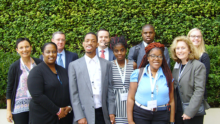 BLOG: SEARCH Graduates Spend Day with PNC Bank Mentors