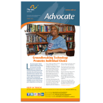 Advocate newsletter