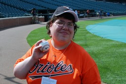 Cassie's O's Game 06-06-11 023