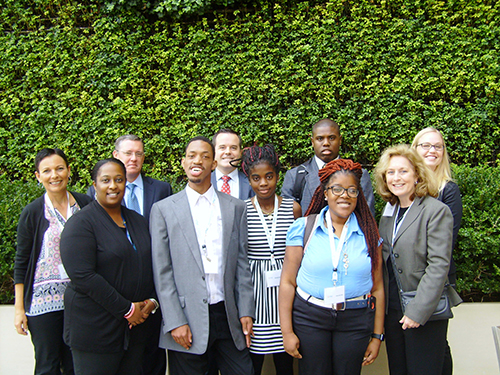 Project SEARCH Graduates Spend a Day with PNC Bank Mentors - The Arc