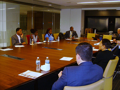 Project SEARCH Graduates Spend a Day with PNC Bank Mentors