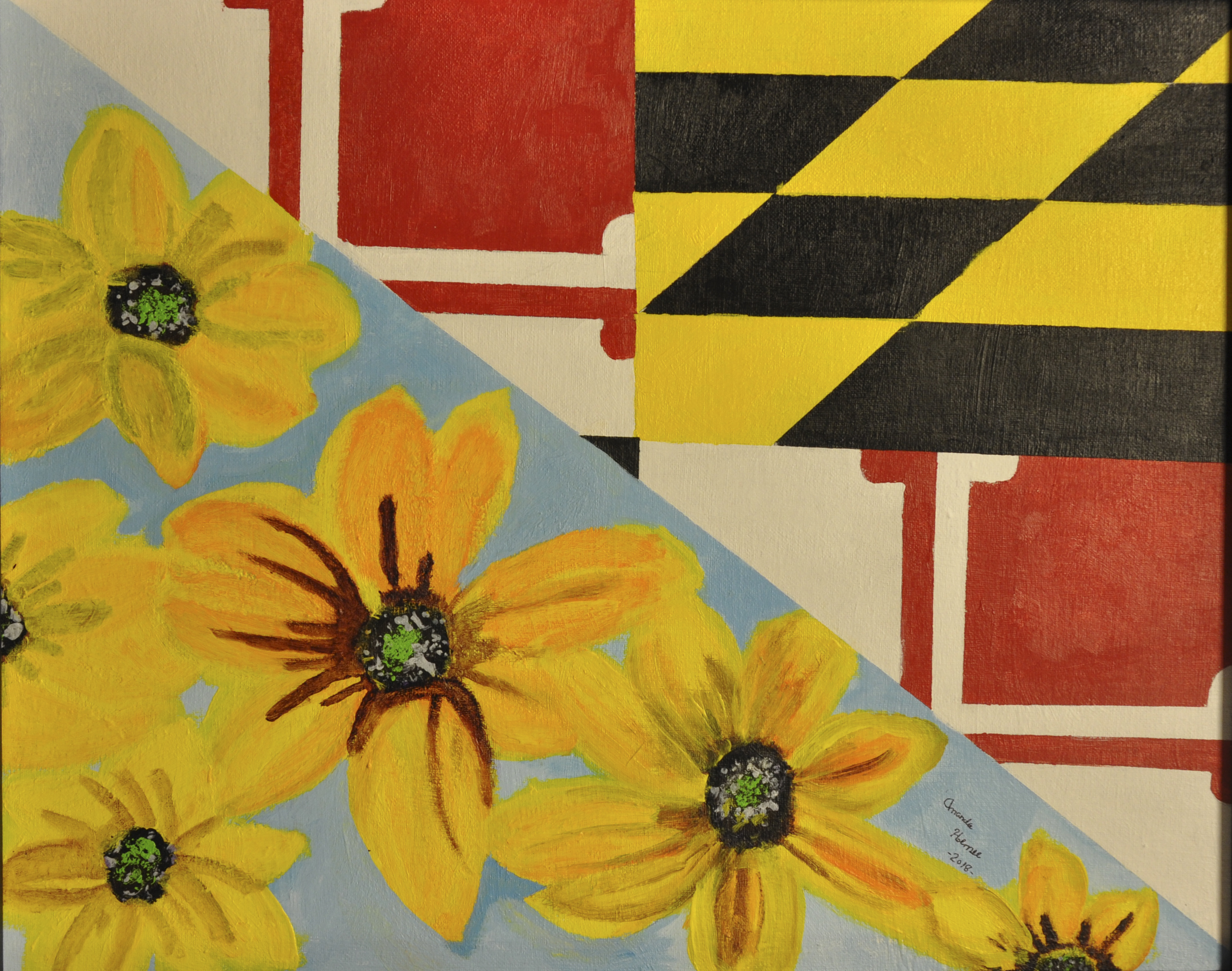 My Maryland by Amanda Holmes